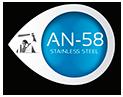 an-58 steel